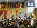 EscaladeauxJMM2013 vue globale du gymnase 3.JPG