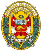 Герб Перуанской национальной полиции