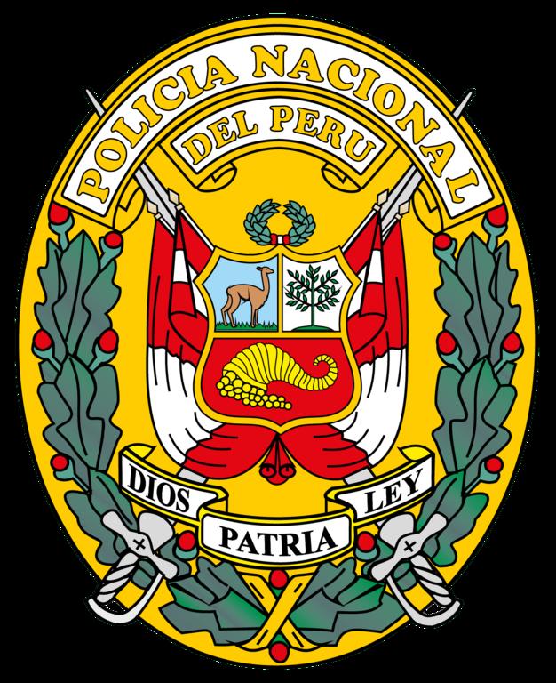 file:escudo de la policía nacional del perú - wikimedia commons