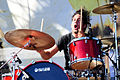 Eskimo Joe @ Sir Stewart Bovell Park (2 1 2011) (5356057687).jpg
