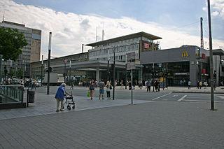 Essen Hauptbahnhof Railway station in Essen, Germany