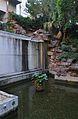 Estany del jardí de l'edifici Espai Verd, Benimaclet.JPG