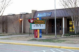 Garland Independent School District - Ethridge Elementary School