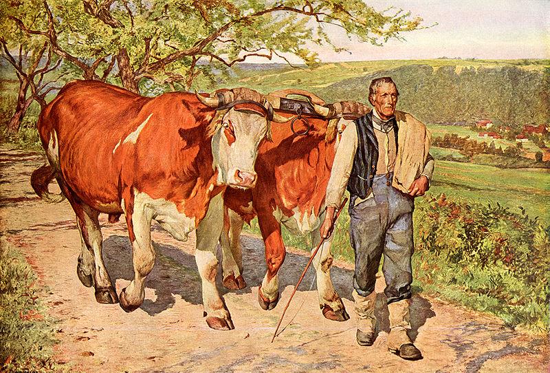 File:Eugene Burnand - Der Landmann.jpg
