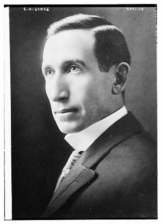 Eugene Octave Sykes - Sykes in 1916