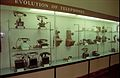 Evolution of Telephones - Communication Gallery - BITM - Calcutta 2000 223.JPG
