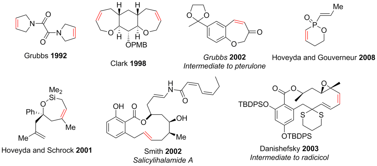 schrock metathesis reaction Oxidation state complexes that catalyze olefin metathesis ruthenium carbene complexes are significantly easier to make and handle than the schrock molybdenum complex.