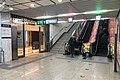 Exit B interface of Guangqumenwai Station (20181229121238).jpg