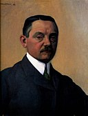 Félix Vallotton, 1908 - Autoportrait.jpg