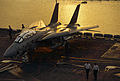 F-14 Tomcat on the USS George Washington.jpg