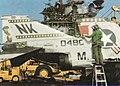 F-4N with Eagle Claw ID USS Coral Sea April 1980.jpg