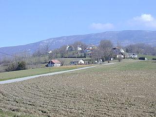 Chessenaz Commune in Auvergne-Rhône-Alpes, France