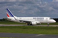 F-HBXD - E170 - Air France