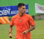 FC Lorient - June 27th 2013 training - Jérémie Aliadière 3.JPG