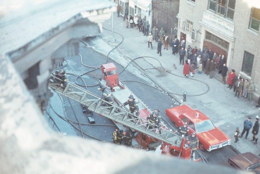 FDNY, January 28, 1969