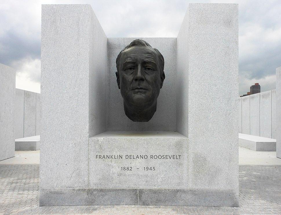 FDR Statue Roosevelt Island