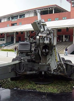FH-2000 - The FH-2000 155mm/52calibre Howitzer