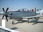 FIDAE 2014 - AT6 Texan II - DSCN0580 (13496464414).jpg