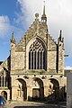 Façade de la basilique Saint-Sauveur, Dinan, France.jpg