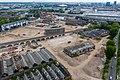 Fabrikhallen der ehemaligen Gasmotorenfabrik Deutz, Klöckner-Humboldt-Deutz, Westwaggon, Köln-Mülheim - Luftaufnahme-0910.jpg