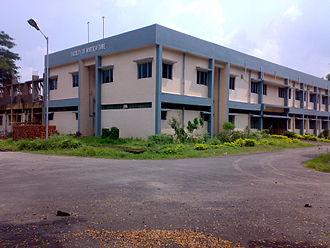 Bidhan Chandra Krishi Viswavidyalaya - Faculty of Hort. BCKV