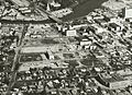 Fairbanks, Alaska aerial, downtown urban renewal zone, early 1960s.jpg