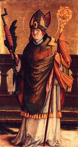 Erasmus, Heiliger