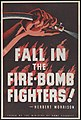 Fall in the Fire-bomb Fighters! Art.IWMPST13833.jpg