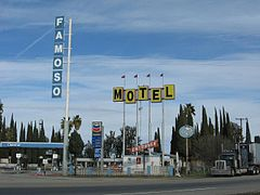 Famoso, California signs.jpg