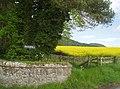 Faughhill Farm entrance - geograph.org.uk - 175636.jpg