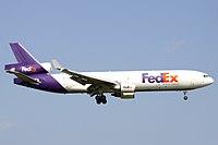 N603FE - MD11 - FedEx