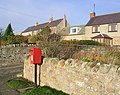 Fenwick village postbox - geograph.org.uk - 312834.jpg