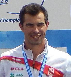 Fernando Pimenta Portuguese canoeist