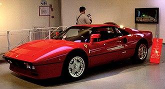 Leonardo Fioravanti (engineer) - Ferrari 288 GTO