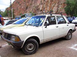 Fiat 128 wikip dia for Interior 128 super europa