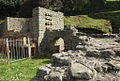 Fiesole, area archeologica, terme 13.jpg
