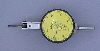Indicator (distance amplifying instrument) - Dial test indicator