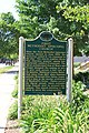 First United Methodist Church historical marker, 209 Washtenaw Avenue, Ypsilanti, Michigan - panoramio.jpg
