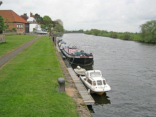 Fiskerton Wharf - geograph.org.uk - 2450197