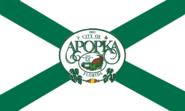Flag of Apopka, Florida