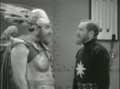 Flash Gordon serial (1936) Vultan and Dr. Zarkov 1.png