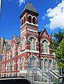 Flatbush Town Hall from west.jpg