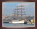 "Flickr - El coleccionista de instantes - La Fragata A.R.A. ""Libertad"" de la armada argentina en Las Palmas de Gran Canaria. (1).jpg"