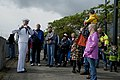 Flickr - Official U.S. Navy Imagery - A Sailor prepares a tour group at Tom McCall Waterfront Park..jpg