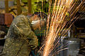 Flickr - The U.S. Army - Metal work.jpg