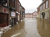 Flooding on Cumberland Street, York (geograph 3240787).jpg