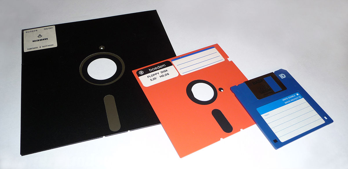 1200px Floppy disk 2009 G1 - Technological Obsolescence & Copyright Law