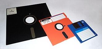 Floppy disk - Image: Floppy disk 2009 G1