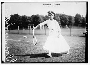 Florence Sutton - Sutton in 1911