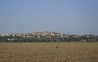 Foiano della Chiana, panorama, Arezzo, Italia, settembre 2009.jpg